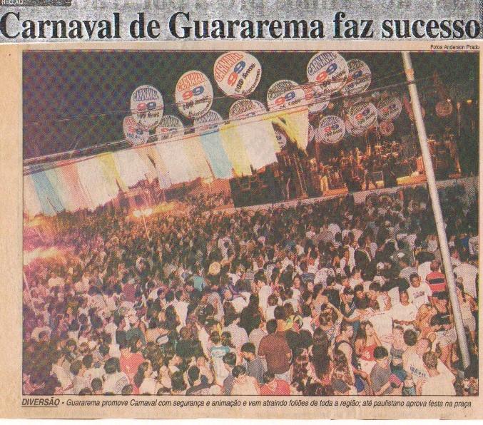 Carnaval Guararema