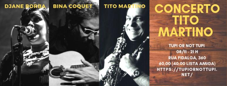Concerto Tito MArtino